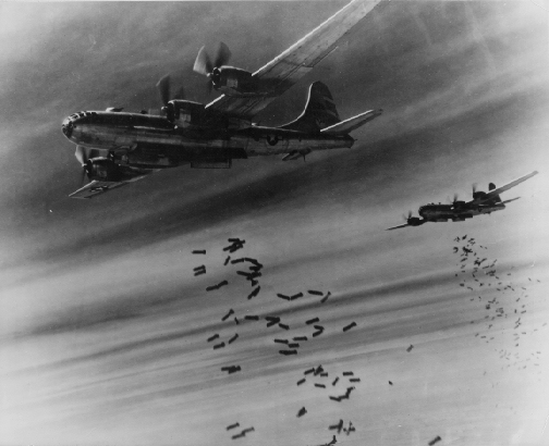 B-29_bombing